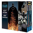 Batman by Scott Snyder and Greg Capullo Box set