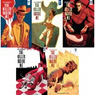 Jim Thompson's The Killer Inside Me #1-5