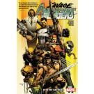 Savage Avengers 1 - City of Sickles