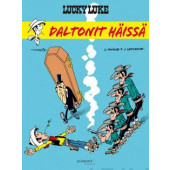 Lucky Luke 62 - Daltonit häissä