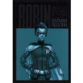 Absolute Batman and Robin Batman Reborn HC (K)