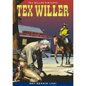 Tex Willer Kirjasto 53 - Roy Beanin laki