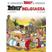 Asterix 24 - Asterix Belgiassa (kovak.)