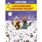 Lucky Luke uudet seikkailut 15 - Louisianan lainvalvojat