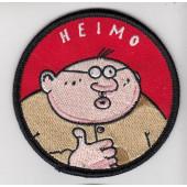 Fingerpori-kangasmerkki - Heimo
