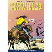 Tex Willer Kirjasto 58 - Taistelu kanjonissa