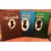 Alkemisti/Alkemistin oppipoika/Alkemistin tytär