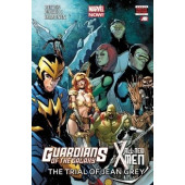 Guardians of the Galaxy/All-New X-Men - The Trial of Jean Grey (K)
