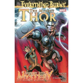 The Mighty Thor / Journey into Mystery - Everything Burns (K)