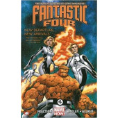 Fantastic Four 1 - New Departure, New Arrivals (K)