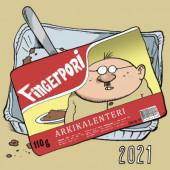 Fingerpori arkikalenteri 2021