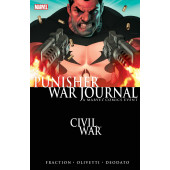 Punisher War Journal 1 - Civil War (K)