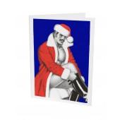Tom of Finland / Joulupukkipostikortti, 2-osainen