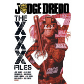 Judge Dredd - The XXX Files
