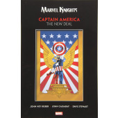 Marvel Knights Captain America - The New Deal (K)