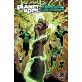 Planet of the Apes/Green Lantern (K)