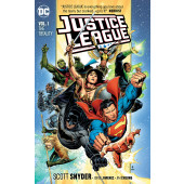 Justice League 1 - The Totality (K)
