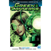 Green Lanterns 1 - Rage Planet (K)