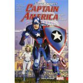 Captain America: Steve Rogers 1 - Hail Hydra (K)
