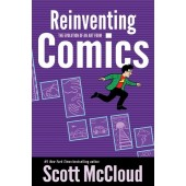 Reinventing Comics - The Evolution of an Art Form