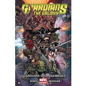 Guardians of the Galaxy 3 - Guardians Disassembled
