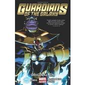 Guardians of the Galaxy 4 - Original Sin