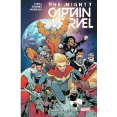 The Mighty Captain Marvel 2 - Band of Sisters