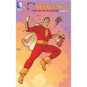 Convergence: Infinite Earths Book Two