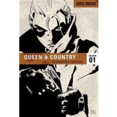 Queen & Country - The Definitive Edition 1 (K)