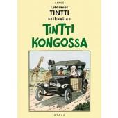 Lehtimies Tintti seikkailee - Tintti Kongossa
