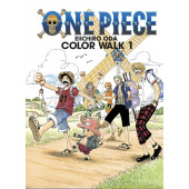 One Piece Color Walk 1
