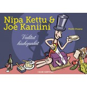 Nipa Kettu & Joe Kaniini - Valitut hiukopalat