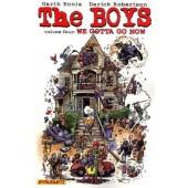 The Boys 4 - We Gotta Go Now
