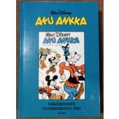 Aku Ankka - Näköispainos vuosikerrasta 1961 II osa (K)