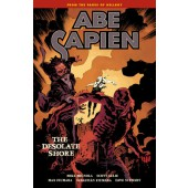 Abe Sapien 8 - The Desolate Shore