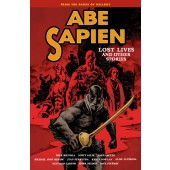 Abe Sapien 9 - Lost Lives and Other Stories