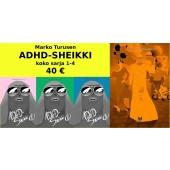 ADHD-Sheikki 1-4