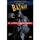 All-Star Batman 1 - Vihollisista pahin (ENNAKKOTILAUS)