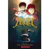 Amulet 1 - The Stonekeeper
