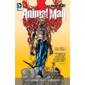 Animal Man 1 - The Hunt