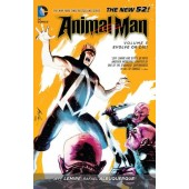 Animal Man 5 - Evolve or Die!