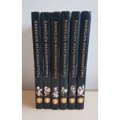 Ankkojen maailmanhistoria 1-6 (K)