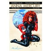 Anna Mercury 1 - The Cutter
