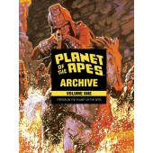 Planet of the Apes Archive 1 - Terror on the Planet of the Apes