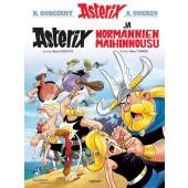 Asterix 9 - Asterix ja Normannien maihinnousu