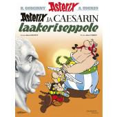 Asterix 18 - Asterix ja Caesarin laakeriseppele