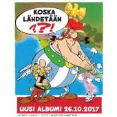 Asterix 37 - Kilpa-ajo halki Italian (ENNAKKOTILAUS)
