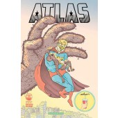 All Time Comics - Atlas #1 (COVER B)