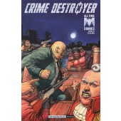 All Time Comics - Crime Destroyer #2 (COVER C)