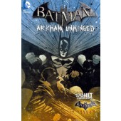 Batman - Arkham Unhinged 4